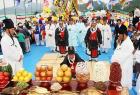 韩国端午祭开幕