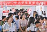 四千人应聘之江学院柯桥毕业生招聘会