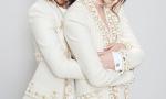 安以轩拍婚纱写真 伴娘刘品言夏于乔姐妹相随