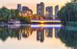 青岛李村河给你不一样的初夏迷人夜景 让人流连忘返