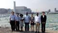 迦納環衛與水利部一行參觀朝陽迴圈經濟産業園