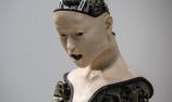 類人機器人讓你毛骨悚然