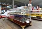 济南高铁成就展开幕