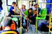 59路公交有夜班车了,另三条夜班线路延时服务