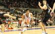 中澳男篮对抗赛:周鹏15分中国男篮不敌澳洲