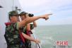 浙江一艘渔船沉没八人下落不明 多部门仍在搜救