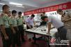 衡水冀州区开展纪念建军90周年活动(图)