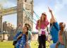 游学市场的主力军 海外游学中学生超七成