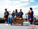 第七届那达慕大会在青海柴达木盛大举行