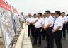 河南省副省长徐光连续两天调研中建七局项目