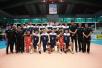 男排世锦赛预选赛中国队赢得两连胜