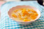 宝宝吃小米补铁补钙 教你小米南瓜粥的做法