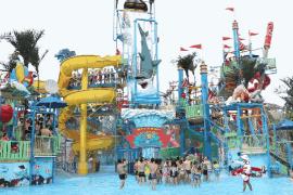 今年最后的玩水机会!100张玛雅海滩门票免费送!速抢~