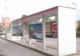 """温州泰顺多个公交站台建成两年了,却一直""""躺着晒太阳"""""""