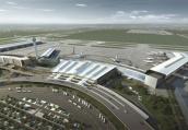 """南京禄口机场T1航站楼改扩建开工 2020""""双楼合璧"""""""