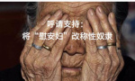 """中国妇女报:呼请支持将""""慰安妇""""改称性奴隶"""