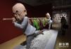 """南京博物院举办""""回家过年""""展览"""