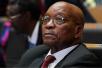 南非总统祖马首次发声 同意今年6月辞职