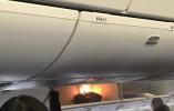 南航航班一乘客所携充电宝起火 涉事乘客已被警方带走