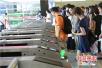 暑运圆满收官 郑州铁路局62天发送旅客2253万人
