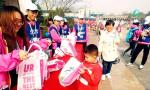 """4320名志愿者扮靓2018无锡马拉松""""最美赛道"""""""