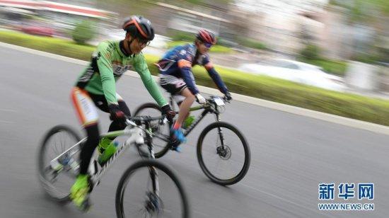 京杭大运河自行车超级挑战赛五天骑行逾1600公里