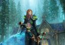 血精灵女战士