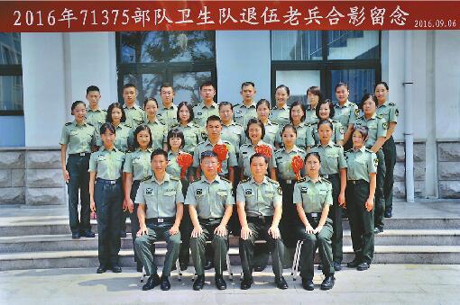 女孩2014年刚入学就参了军 如今退伍重回高校继续学业