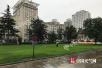 北京午后降雨渐停 早高峰多起事故全城堵爆