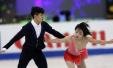 花滑大奖赛中国杯再度来袭 隋文静/韩聪演绎《图兰朵》