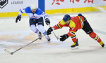 俄超冰球联赛:外乌拉尔队6球横扫吉林市城投队