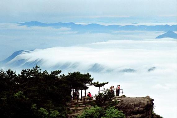 江西庐山为杭州游客定制旅游大礼包,景区门票打七五折