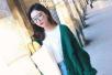 王思聪前女友雪梨晒晒出美照 美搭似学生妹