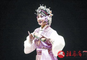 驻马店市李莹莹荣获第三届中国黄河流域戏曲红梅奖大赛金奖