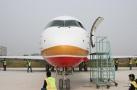 首架ARJ21飞机
