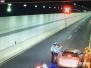上海一青年酒后驾车在隧道里呼呼大睡 交警叫不醒