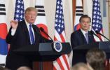 特朗普:韩国将从美国购买数十亿美元武器
