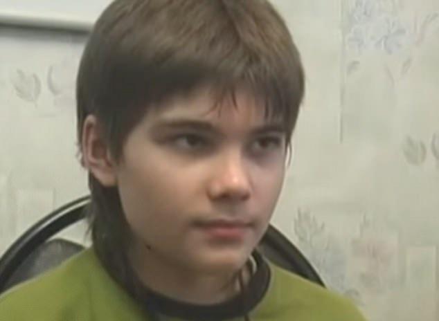俄罗斯神童声称来自火星拥有火星文明记忆图片