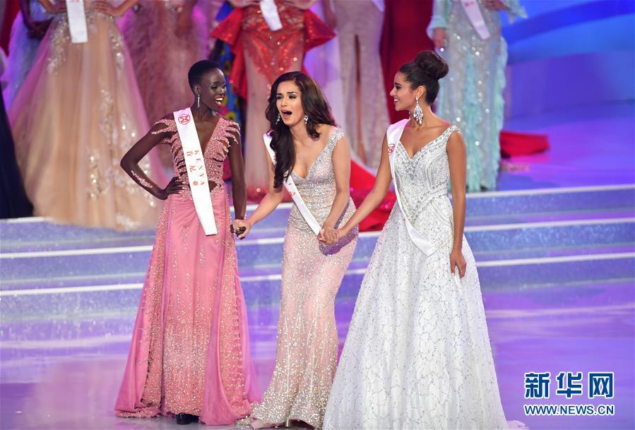 世界小姐全球总决赛举行
