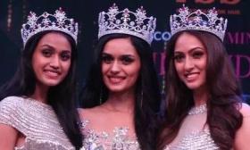 高颜值+高学历 世界小姐冠军是印度人