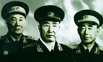 国民党出身的开国上将