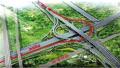 郑州:陇海高架桥和东三环立交西向北匝道开通