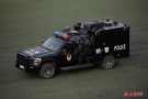 北京公安举行反恐特警演练