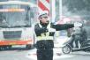 """吉林省交警开展道路交通事故预防""""冬季会战"""""""