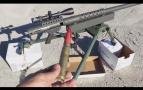 20毫米步枪爆射豪车