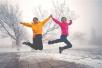 下雪啦!江苏连云港泰州等地迎入冬首场降雪