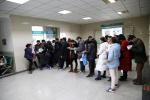 这波流感呈快速上升态势,元旦杭州各医院急诊安排收好