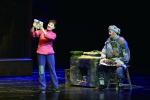 歌剧《白毛女》在江苏大剧院开演 青年观众:震撼又感动