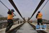 内蒙古连接东北地区首条高铁开始铺轨 预计6月完工