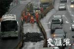 """嚴禁隨意""""開拉鏈"""" 揚州新建城市道路5年不得挖掘"""